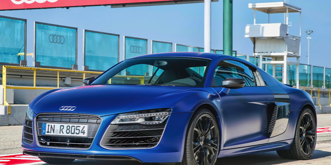Audi R8 Update Well Suited for the German Autobahn