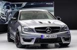 "Geneva Motor Show: Mercedes-Benz C63 AMG New ""Edition 507"" Model"