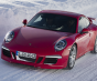 Porsche 911 Finds Fun over Fear in Winter Driving