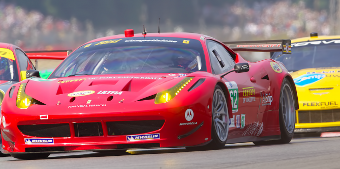 Ferrari Racing History –  See Chronological History