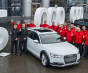 Audi quattro Reach 5 Millionth Car Production Milestone