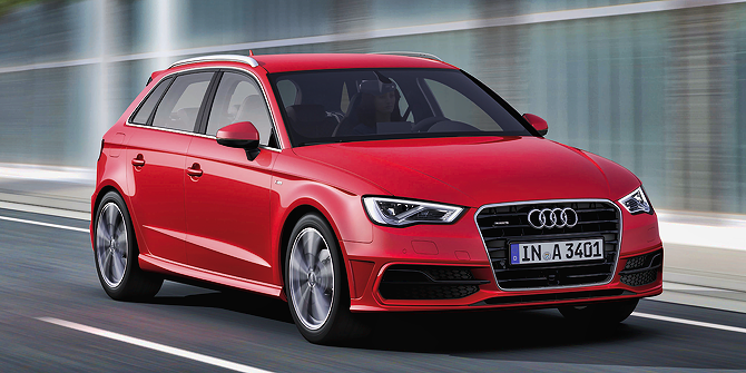 "Audi A3 takes ""Gelber Engel"" for outstanding quality"