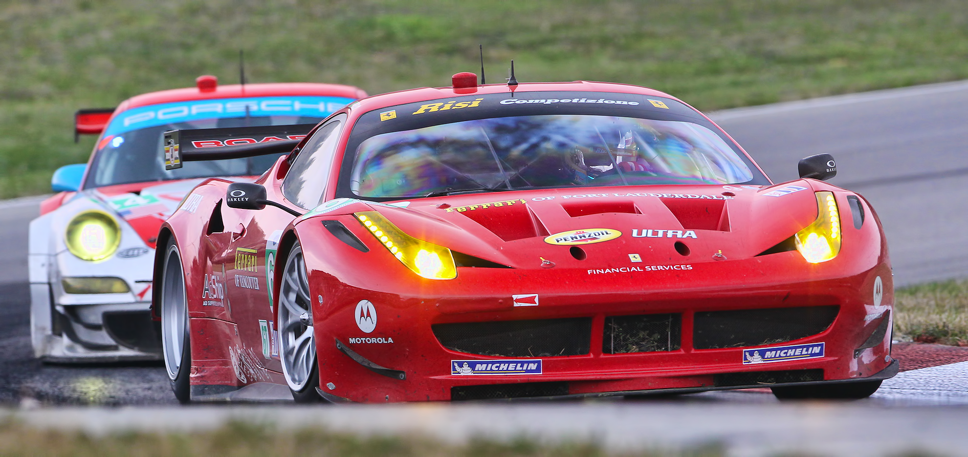 Ferrari Racing Success Rich with History