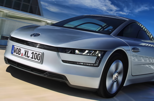 Volkswagen Hybrid XL1