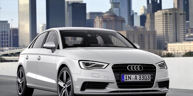 Audi A3 Sedan Enters New Market