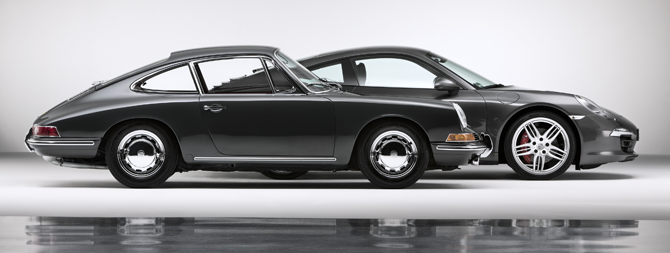 Porsche Classic from 50 years