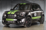 Limited Edition MINI Cooper Works Countryman ALL4 Dakar Winner