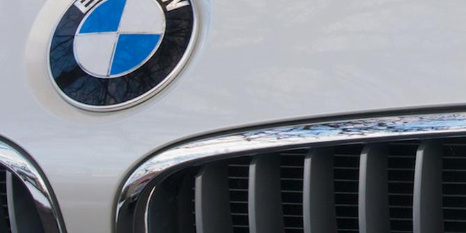 BMW 328d Sedan – New York International Auto Show