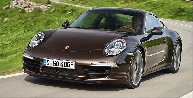 New York Auto Show Award go to Porsche