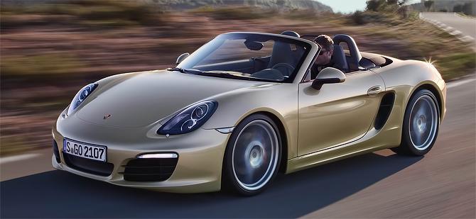 Porsche Earns New York Auto Show Award
