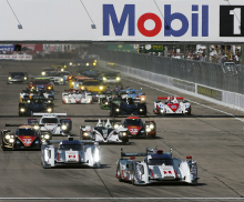 Make History Team Audi Sweeps at Sebring