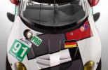 2013 Porsche 911 RSR Celibrates 50th Anniversary