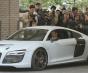 Audi R8 e-tron All-electric Sports Car Prototype in Iron Man 3