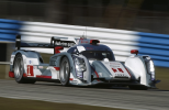 Audi R18 e-tron quattro Makes History: 12-Hours at Sebring