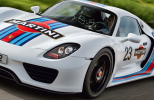 Porsche 918 Spyder Hybrid Video Performance Review