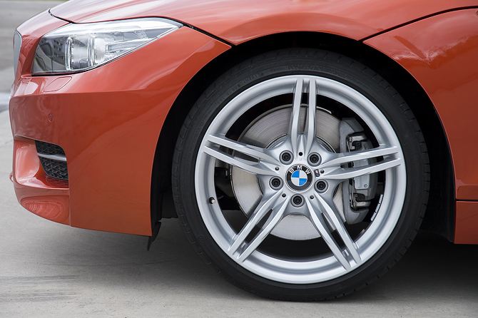 BMW Z4 Wheels