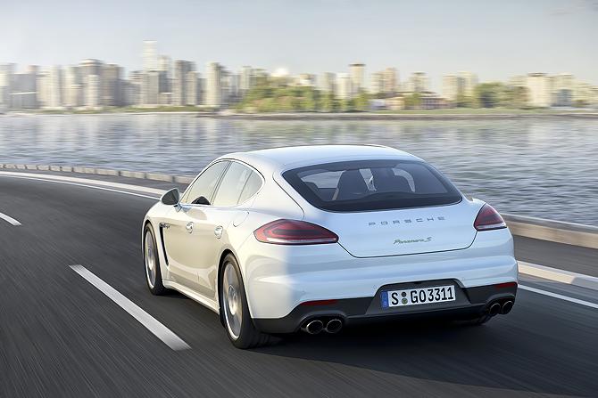Porsche Panamera Review E-Hybrid