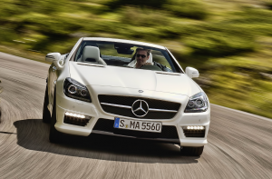 SLK AMG Test Drive Video Review – Autobahn Buzz