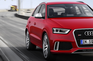 Audi RS Q3: New Audi for 2013