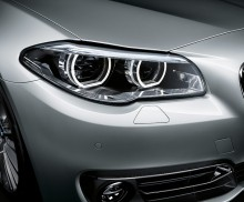 Redesign of the BMW 5 Series