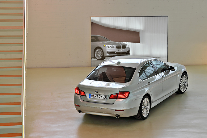 BMW 5 Series - Stunning