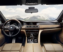 BMW Pininfarina Interior