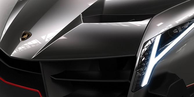 Lamborghini Veneno – Debut at the Geneva Motor Show