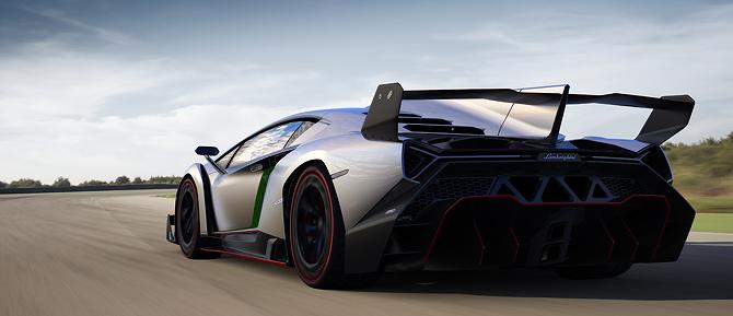 Lamborghini Veneno Performance