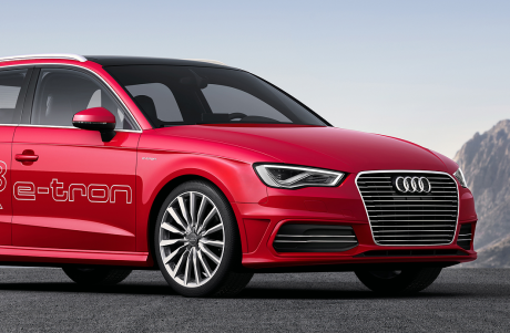 Audi A3 e-tron Hybrid Set for the Geneva Auto Show