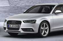 Audi A4 Earns Best in Class – DEKRA