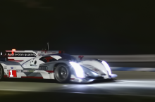 Audi R18 e-tron quattro Hybrid Sweeps after 12 Hours of Sebring