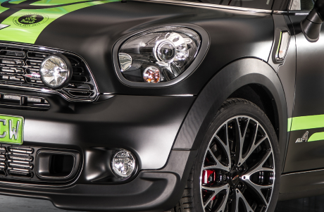 MINI Cooper Works Countryman ALL4 Dakar Limited Edition