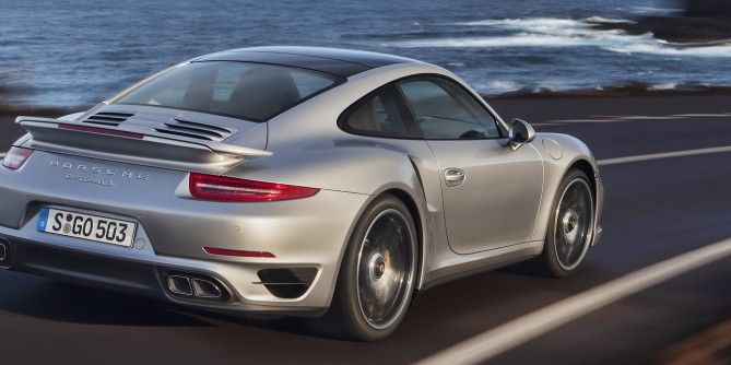 Porsche 911 Turbo S – Redesign Review