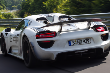 Porsche 918 Spyder Hybrid Full Review – Autobahn Buzz