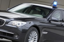 BMW 7 Series High Security Edition