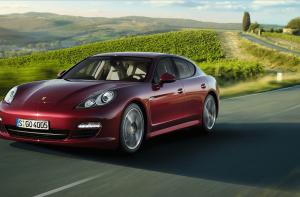 Porsche Panamera Hybrid – Video Review