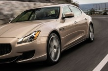 Maserati Quattroporte Video Review