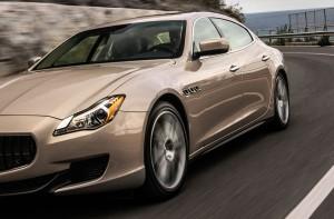Maserati Quattroporte Video Review