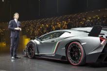Lamborghini Veneno – Geneva Motor Show