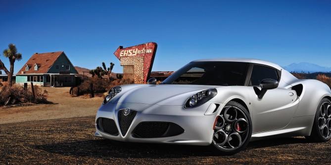 Alfa Romeo 4C – Geneva Motor Show