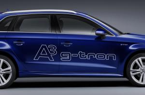 Audi Hybrid Technology Audi A3 Sportback g-tron hybrid
