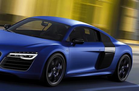 Update Audi R8