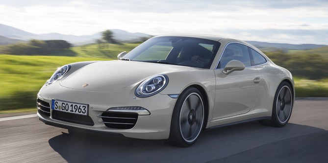 Porsche 911 Review 50th Anniversary Limited Edition