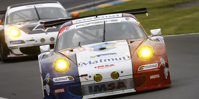 Porsche Finds Victory at the 24 Hours of Le Mans