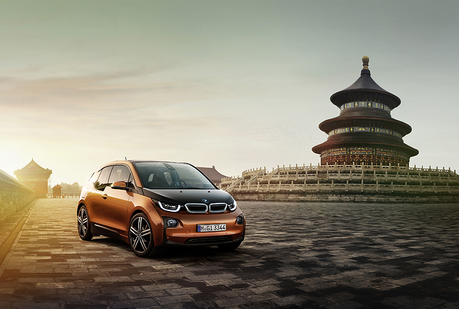 BMW i3 Newest car