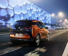 Worldwide Debut of the BMW i3