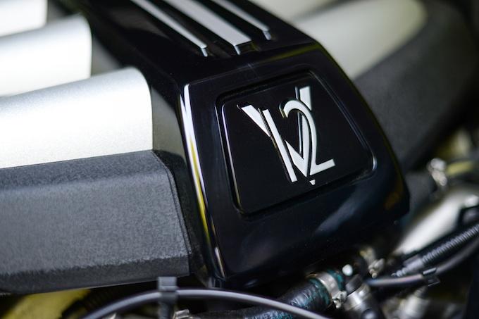 Rolls-Royce Wraith Engine V12