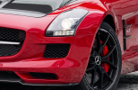 LA Auto Show Features Mercedes-Benz SLS AMG GT FINAL EDITION