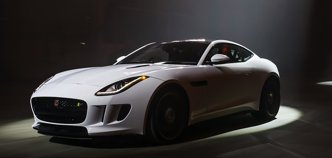 Jaguar F-TYPE Coupe Video Review