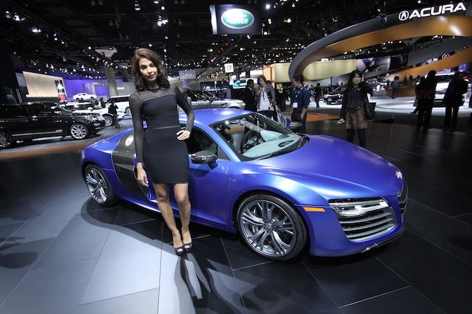 LA Auto show Audi A8 resized